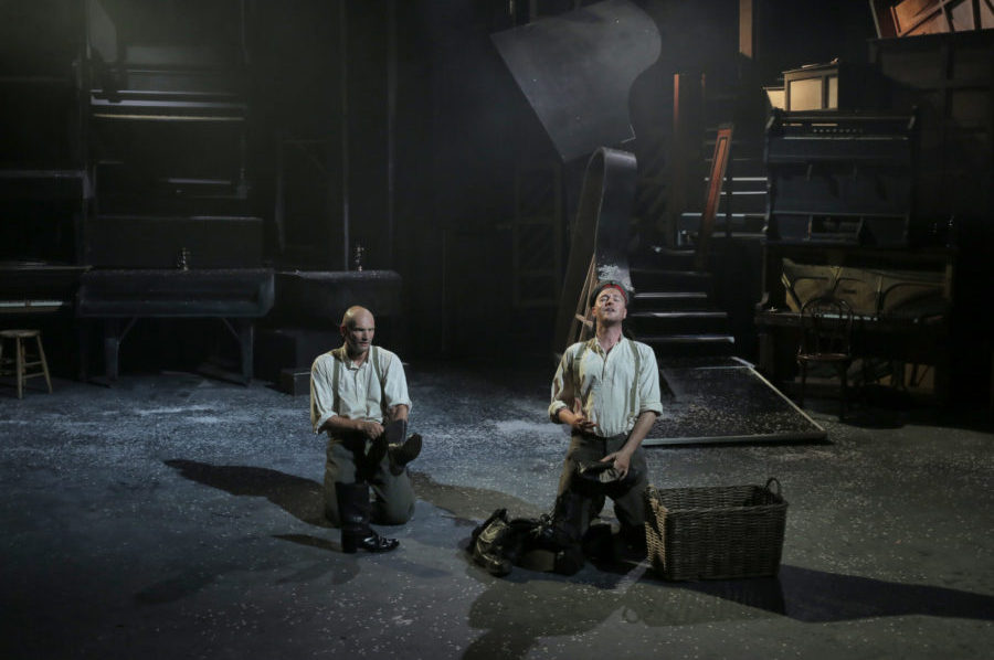Woyzeck in Winter, Galway International Arts Festival. Photo: Colm Hogan.