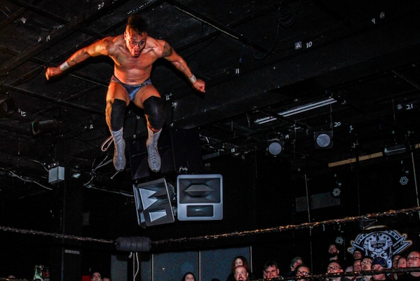 Review: Wrestling is Art at the Dublin Fringe