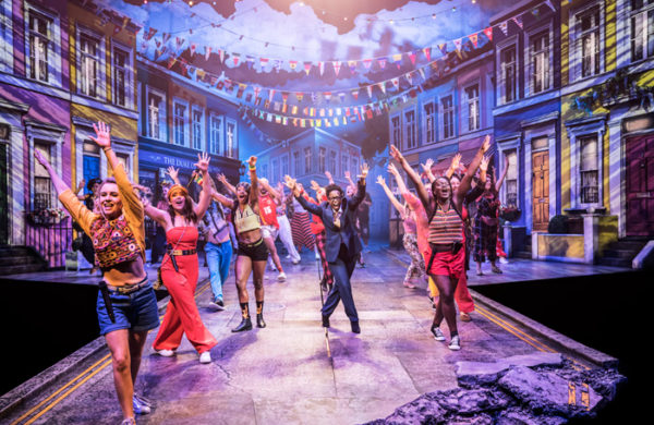 Review: Twelfth Night at the Young Vic