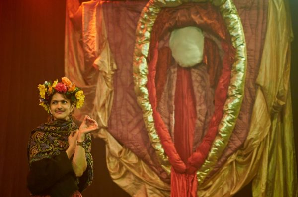 Review: Queen Cunt: Sacred or Profane? at The Wardrobe Theatre, Bristol