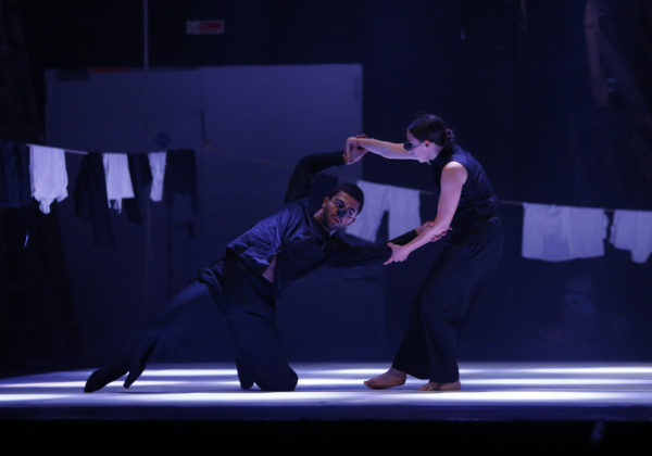 Review: ZfinMalta Dance Ensemble at Sadler's Wells