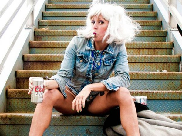 Adrienne Truscott: Asking for It