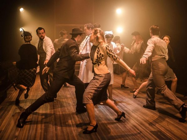 Allegro at Southwark Playhouse. Photo: Scott Rylander.