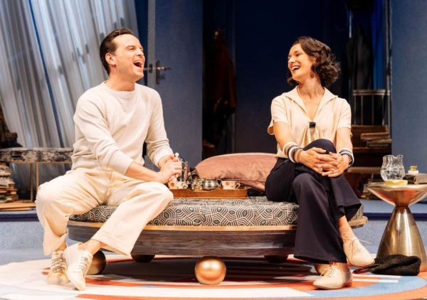 Review: Present Laughter at Old Vic