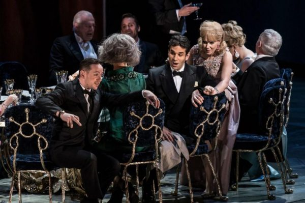 Review: The Exterminating Angel at the Royal Opera House