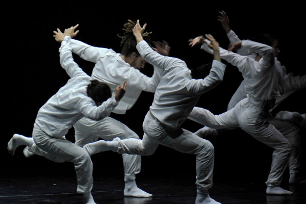 Review: Hofesh Shechter's barbarians at Sadler's Wells