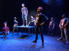 Edinburgh Fringe Review: The Fall at Assembly Hall