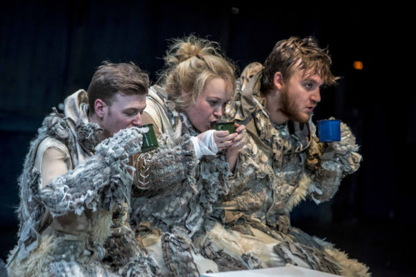 Review: Bears at the Royal Exchange, Manchester