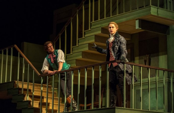 The Beaux' Stratagem. Photo: Manuel Harlan