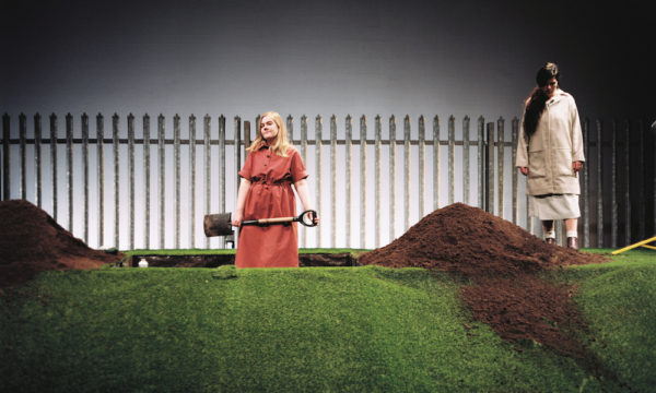 Review: We Don't Know What's Buried Here at the Civic Theatre, Dublin