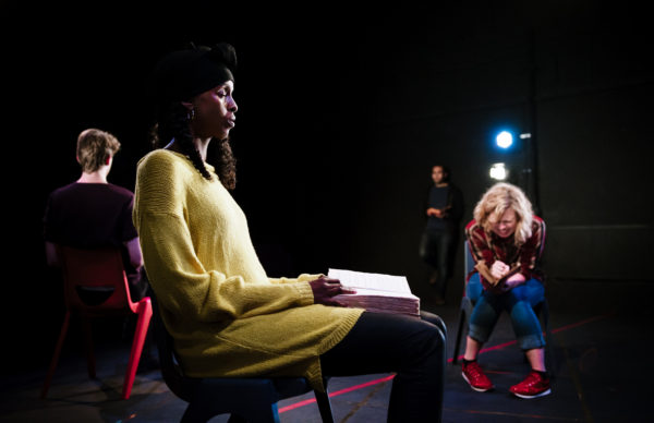 Review: An Injury at Ovalhouse