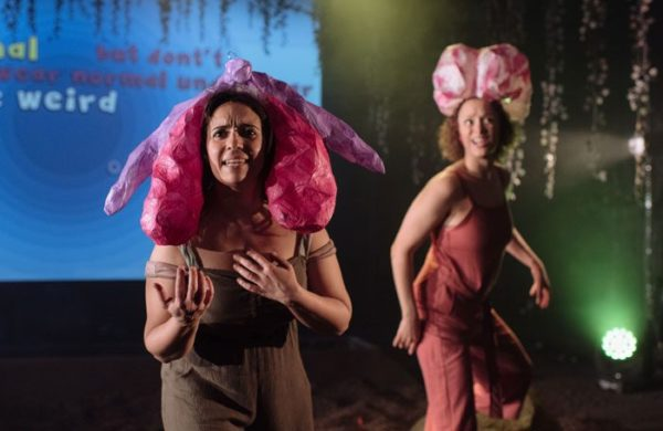 Review: Rejoicing At Her Wondrous Vulva The Young Woman Applauded Herself at Ovalhouse