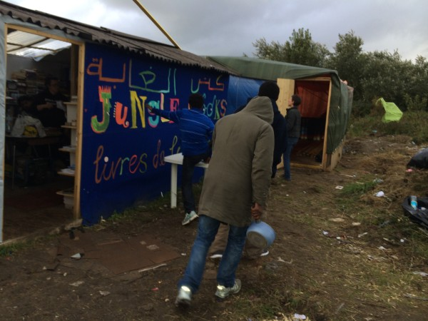 Inside The Calais Jungle