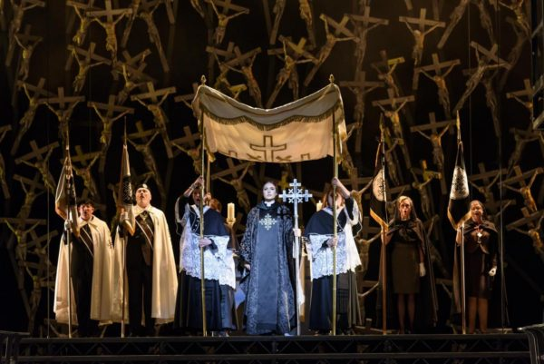 Review: Norma at the Royal Opera House