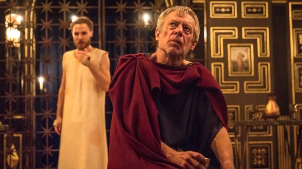Review: The Inn at Lydda at the Sam Wanamaker Playhouse
