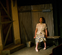 A Lesson From Aloes at Finborough Theatre. Photo: Alixandra Fazzina