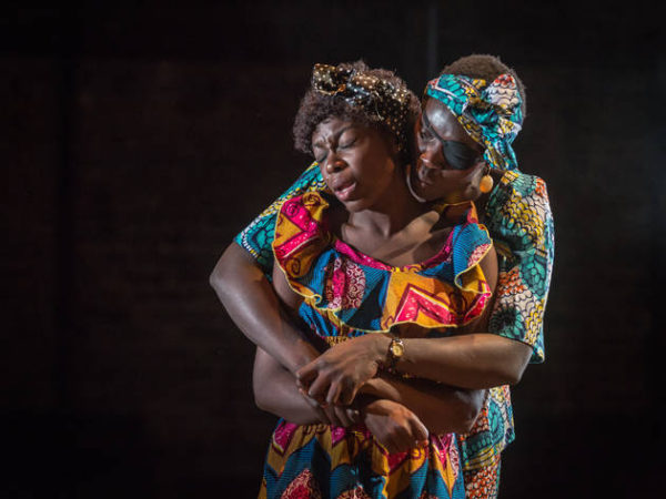 Review: They Drink It In The Congo at the Almeida