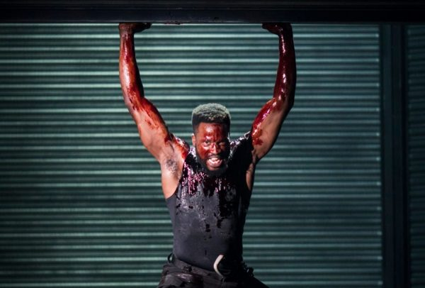 Review: Coriolanus at the Royal Shakespeare Theatre, Stratford upon Avon