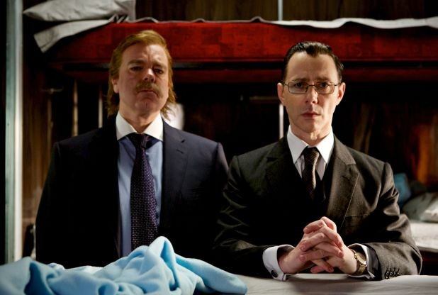 Steve Pemberton and Reece Shearsmith in Inside No 9 Photo: Sophie Mutevelian