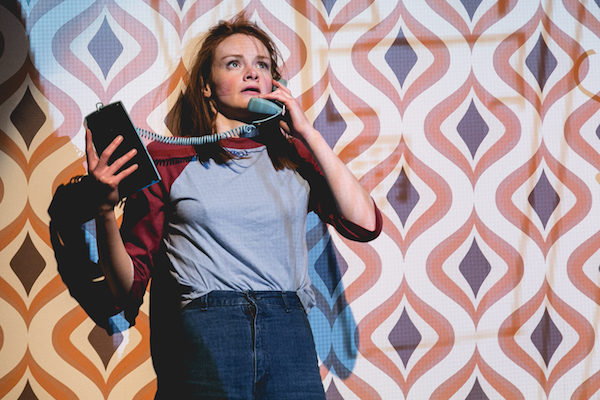 The Diary of a Teenage Girl at Southwark Playhouse.