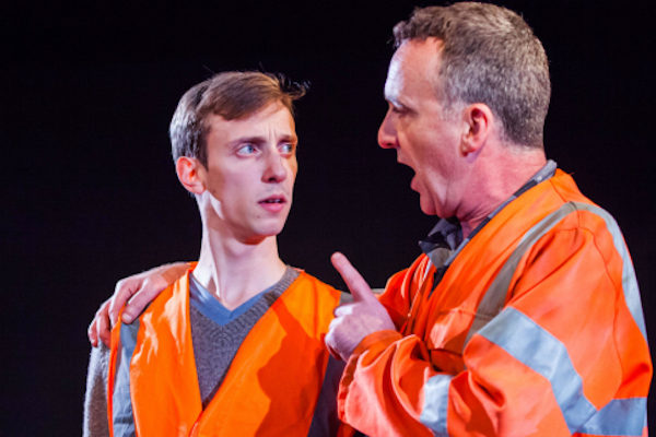 Diary of a Madman at the Gate Theatre.