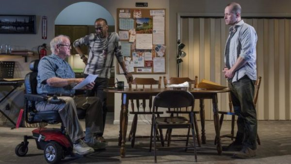 Review: Downstate at National Theatre