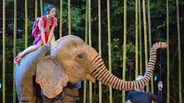 Review: Running Wild at the Open Air Theatre