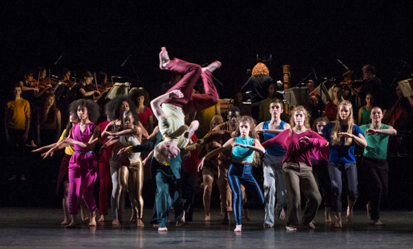 Review: In-Nocentes at Sadler's Wells