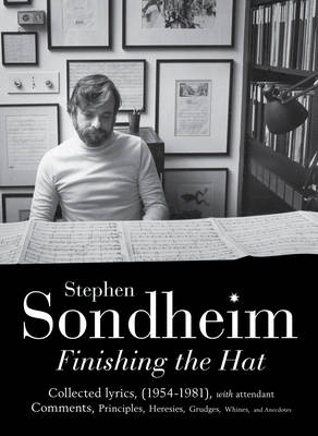 Finishing the Hat – Collected Lyrics (1954 – 1981)