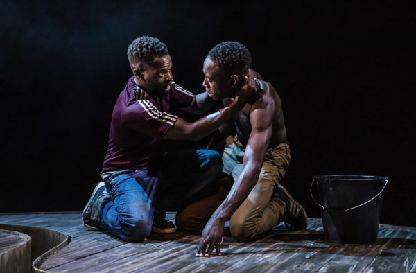 Review: The Fishermen at Arcola Theatre