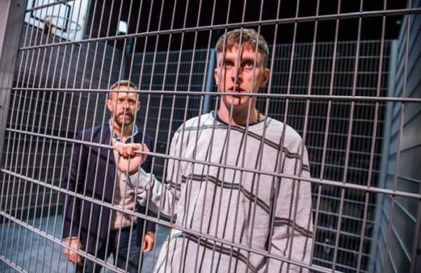 Review: Thebes Land at the Arcola
