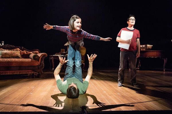 Review: Fun Home at Young Vic Theatre