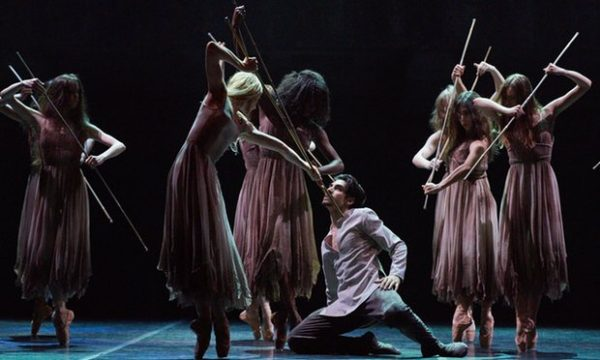 Review: Akram Khan's Giselle at Sadler's Wells
