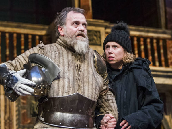 Hamlet at Shakespeare's Globe, performed by the Globe Ensemble. Photo: Tristram Kenton
