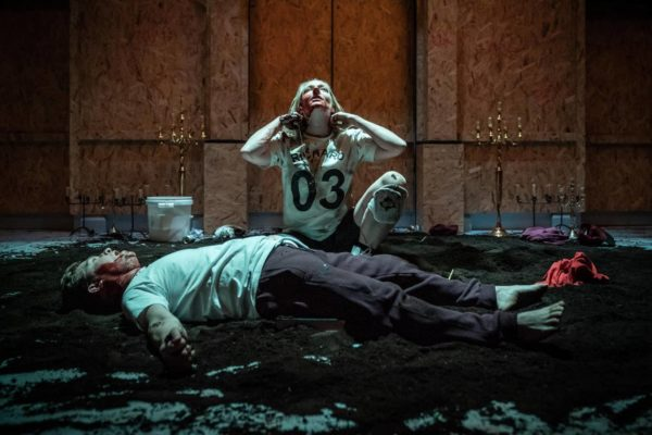Review: Henry IV/ Richard III at the Globe