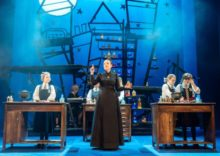 The Worst Witch at Vaudeville Theatre. Photo: Manuel Harlan.