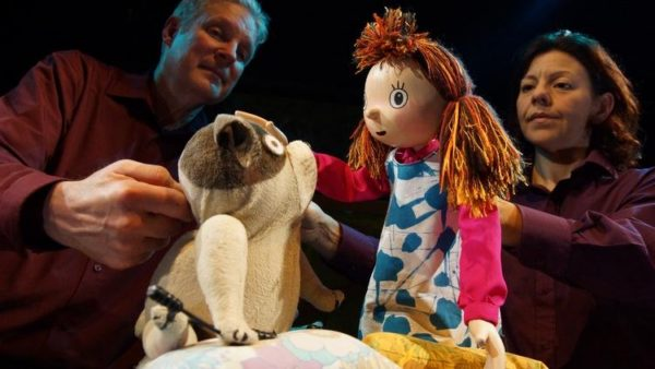 Review: Dogs Don't Do Ballet at Little Angel Theatre