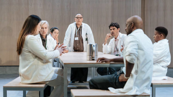 The Doctor, and theatre's troubled relationship with identity politics