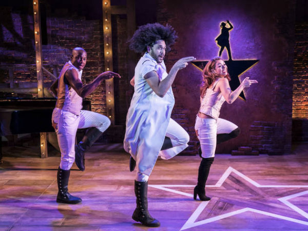 Review: Spamilton at Menier Chocolate Factory