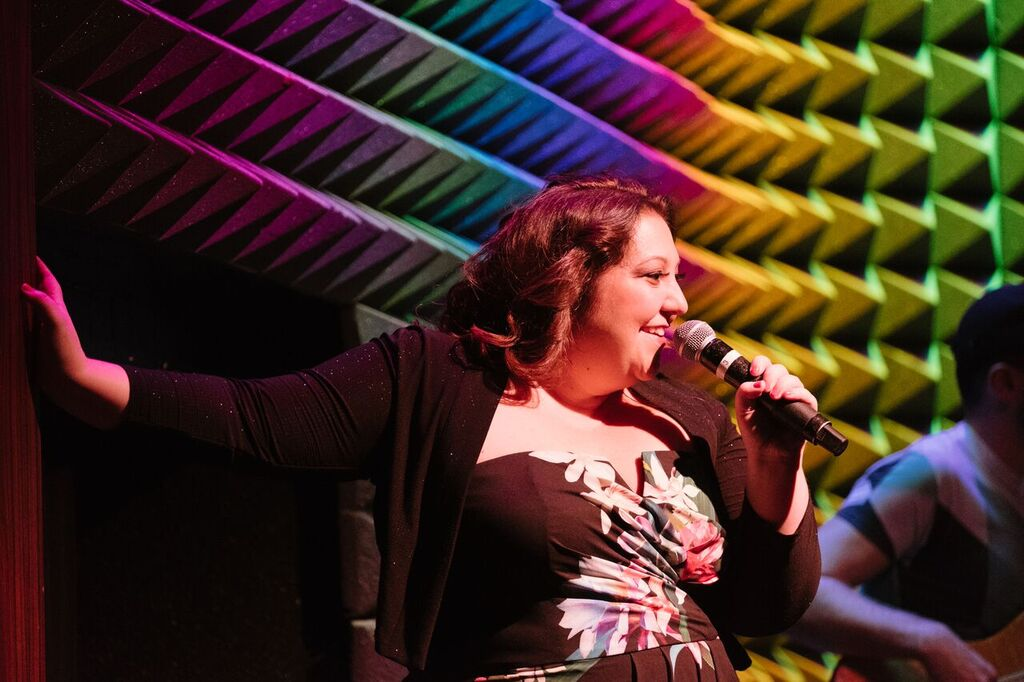 Tori Scott performing at Joe's Pub NYC. Photo: Da Ping Luo
