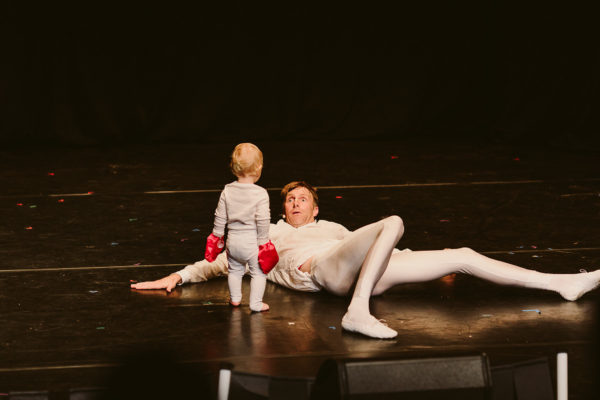 Edinburgh Fringe Review: Trygve vs a Baby at Assembly Roxy