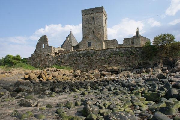 Macbeth on Inchcolm Island