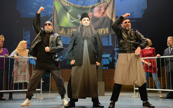 The Infidel – The Musical