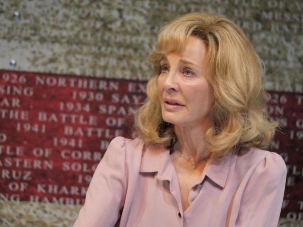 Review: The Trial of Jane Fonda at Park Theatre