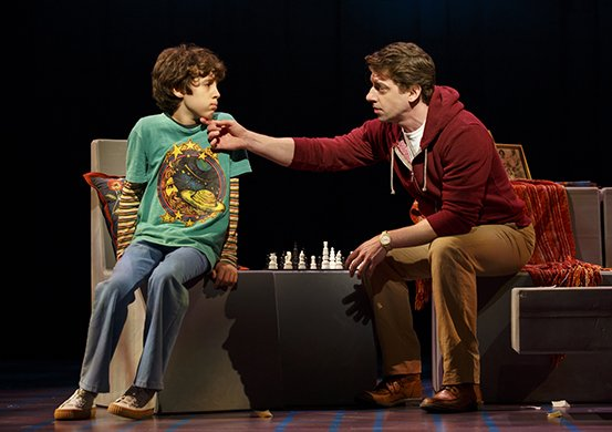 Falsettos (Photo: Joan Marcus)