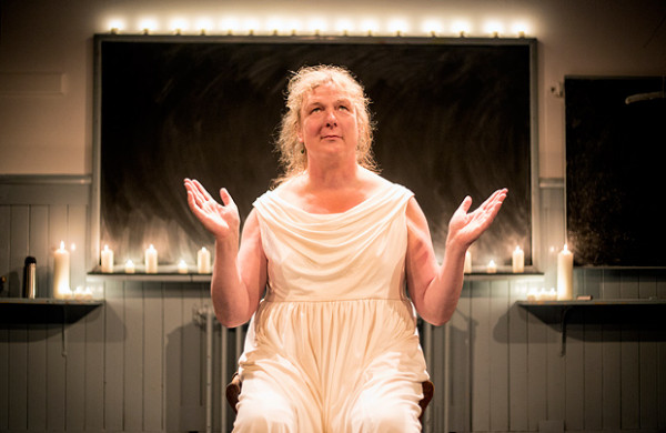 Review: The Gospel According to Jesus, Queen of Heaven at St Chrysostom's Church