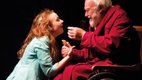 King Lear at the Bristol Old Vic. Photo: Simon Annand.