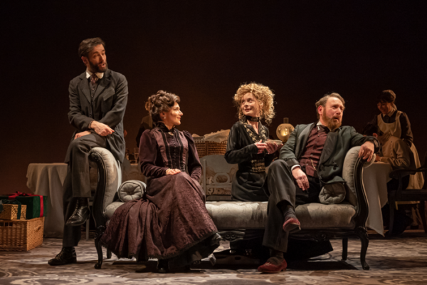 Review: Leopoldstadt at Wyndham's Theatre