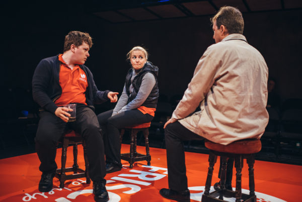 Review: Happy to Help at the Park Theatre