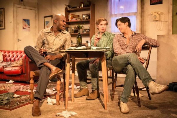 Review: Coming Clean at Trafalgar Studios